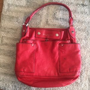 Red Marc by Marc Jacobs shoulder bag